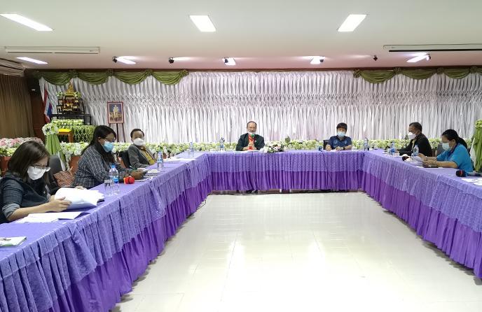 วิทยาลัยชุมชนบุรีรัมย์ หารือพัฒนาหลักสูตรประกาศนียบัตรและสัมฤทธิบัตรเกษตรอินทรีย์